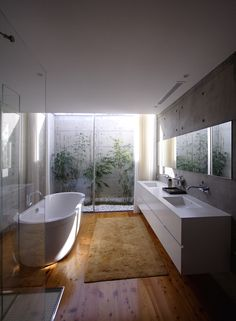 Mamodeiro House, Aveiro, Portugal Portugal, Bathtub, Bathroom, House, Houses, Architects, Standing Bath, Washroom, Bath Tub