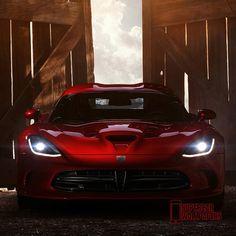 Great looking mean Dodge Viper SRT!