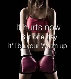 When I started kick boxing I could not last even 30 minutes , the warm up even scared me . now I stay for an e yea workout after an hour of kickboxing. Sport Motivation, Fitness Motivation Quotes, Weight Loss Motivation, Fitness Goals, Health Fitness, Kick Boxing, Boxing Girl, Boxing Workout, Taekwondo