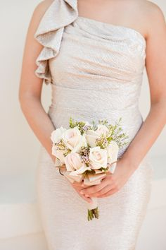 Bridget Rob Small Bridesmaid Bouquets Small Bouquet And