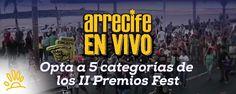 .@ArrecifeenVivo opta a 5 categorías de la II edición de los @PremiosFest #Lanzarote http://holalanzarote.com/blog/arrecife-en-vivo-opta-a-5-categorias-de-la-ii-edicion-de-los-premios-fest/…