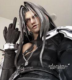 Fantasy Men, Final Fantasy Vii, Annoying Friends, Why I Love Him, Final Fantasy Characters, Bad Habits, Perfect Man, Finals, Flow