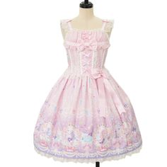 ♥♥♥ Angelic pretty ♥♥♥ Marine Kingdom jumper skirt  http://www.wunderwelt.jp/products/detail8851.html Overseas shipping possibility!