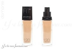 Maquillaje Natural - Fit Me de Maybelline -  220