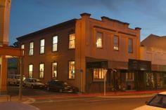 Morrieson's Cafe Bar #kiwihospo #MorriesonsCafeBar #KiwiBars #KiwiCafes Cafe Bar, Kiwi, New Zealand, This Is Us, Mansions, House Styles, Places, Home Decor, Allergies