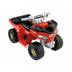 Power Wheels Kawasaki Lil' Quad  What we just got my son, he loves it!!!