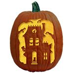 Pumpkin Carving Patterns and Free Pumpkin Carving Patterns and Stencils for your Halloween Jack O Lantern - Full House