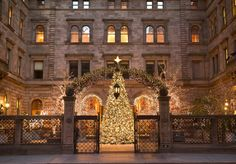 New York Palace Hotel in NYC - maybe we should revisit this lovely hotel when in NYC :-)