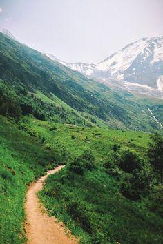 Miage, France #hiking