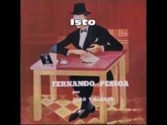 isto, PESSOA (1888-1935). Poet, writer, critic and translator, one of the most significant literary figures of the XX century. 'Pessoa-himself' is not the 'real' PESSOA. Like Caeiro, Reis and Campos, he embodies only aspects of the poet's personality. The poetry of the orthonymic PESSOA possesses a measured, regular form and appreciation of the musicality of verse. It takes on intellectual issues, and it is marked by concern with dreams, imagination and mystery.