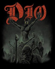 DIO-Ronnie James DIO.................
