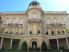 Palacio Fernandez Anchorena :: Actual Sede de la Nunciatura Apostólica