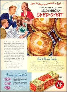 Ched-O-Bit ad1946