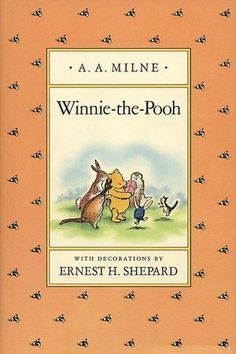 One I convinced my class this wasn't a baby book, they enjoyed hearing the adventures of a silly old bear.