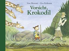 Vorsicht, Krokodil: Bilderbuch