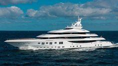 Германская верфь Lürssen сообщила о доставке владельцу 91-метровой мега-яхты Lady Lara, ранее известной под именем Project Orchid.