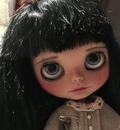 """Aster""  Custom Blythe Doll by LoveLaurie"