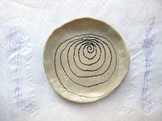 Assiette céramique N°1- collection Joy plate