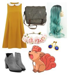 """""""Untitled #79"""" by foxtheimer on Polyvore featuring Forever 21"""