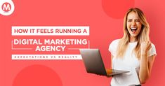 How it Feels Running a Digital Marketing Agency - Mohini Singh Expectation Vs Reality, Instagram Marketing Tips, The Agency, Competitor Analysis, Good Job, Seo, Digital Marketing, Feels, Running