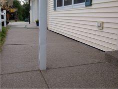 Repair Uneven Driveways Concrete Lifting Pinterest