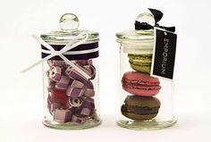 Wedding favour jars