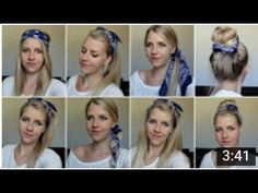 Trendy how to wear a bandana in your hair medium lengths 57 ideas Lil Girl Hairstyles, Black Kids Hairstyles, Girls Natural Hairstyles, Bandana Hairstyles, Cool Hairstyles, Medium Hair Styles, Natural Hair Styles, Short Hair Styles, Hair Medium