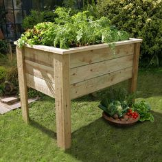vegetable planters - Google Search