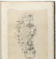 Орнамент встречал gevleugeld fantasiedier, Мишель Liénard, 1866 - Поиск - Рейксмюзеум