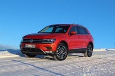 The 2018 VW Tiguan is setting a great example of the future for Volkwagen. A fresh look to the SUV and the segment with a lot to offer.