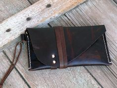 Leather Tobacco Pouch Pipe pouch simple
