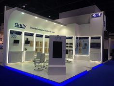 Benefit From a Unique, Attractive and Professional Exhibit with Custom Exhibition Stands