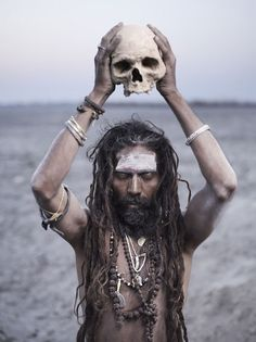 Wisdom of the deceased ancestors. Lack of fear of death