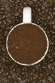 "Plants and Shrubs That Like Coffee Grounds.  ""While they may not increase soil acidity, coffee grounds are a rich source of fatty acids, essential oils and nutrients that enrich soil. The types of plants and shrubs that benefit from using coffee grounds in the soil depends on the way the grounds are used.""  Nice article."