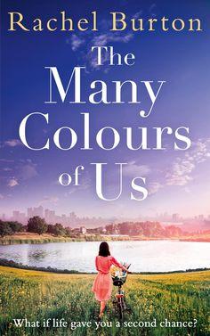 Rachel Burton - The Many Colours of Us / #awordfromJoJo #Romance #RachelBurton