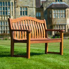 The curved style of the Cornis Turnberry bench makes for a relaxing day in the sun and hand made by the renowned Alexander Rose gives you an excellent outdoor feel. Garden Furniture Sale, Furniture For You, Furniture Sets, Outdoor Chairs, Outdoor Furniture, Outdoor Decor, Relaxing Day, Colored Paper
