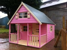 Fantastic Painted Kids Playhouses €1,100 on Adverts.ie