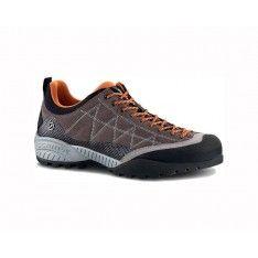 Scarpa Zen Pro Shoe Men s - Charcoal   Tonic Gore Tex Boots f4623a3e274