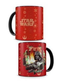 Star Wars Tasse Darth Vader Christmas Ver.