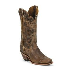 I have no cowboy boots, but if I were to get some, I would want these!  :)