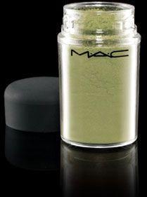 golden olive Pigment mac