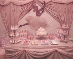 ballerina-party - love this theme