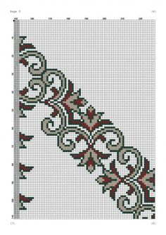 Cross Stitch Embroidery, Cross Stitch Patterns, Prayer Rug, Tapestry Crochet, Loom Beading, Colours, Beads, Rugs, Crafts