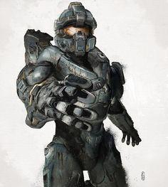 Halo Tribute