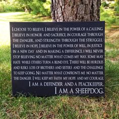 Next to the dart board I Am A Sheepdog Police Law Enforcement Thin Blue Line Quote On Canvas by AdoreDesignCo on Etsy https://www.etsy.com/listing/246918858/i-am-a-sheepdog-police-law-enforcement
