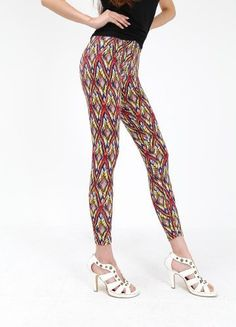 Diamond Shape Fashion Leggings 2XL/3XL by ALL 1N ALL. $16.99. Made in Korea Great Quality Fashion Leggings comes in 3 different sizes S/M (1-7) , L/XL (8-13), and 2XL/3XL (15-21). Save 60% Off!