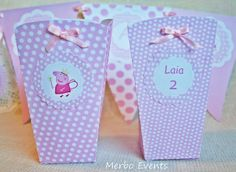 Pop corn Peppa Hada Kit imprimible Peppa Pig Hada Merbo Events - copia by Merbo Events, via Flickr