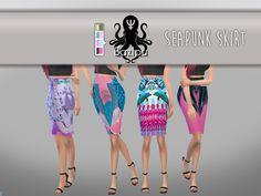 Bazlou's Seapunk Skirt