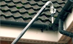 Our gutter cleaning service in London is available to both domestic and commercial properties up to fourth floor height, that's an amazing 45 feet from ground level.