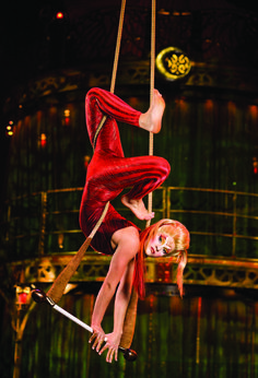 This looks like too much fun! #trapeze #circus